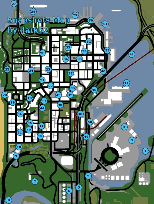 Gta San Andreas Tags Map : andreas, Steam, Community, Guide, Tags,, Snapshots,, Horseshoes,, Oysters, Unique, Jumps, GTA:SA