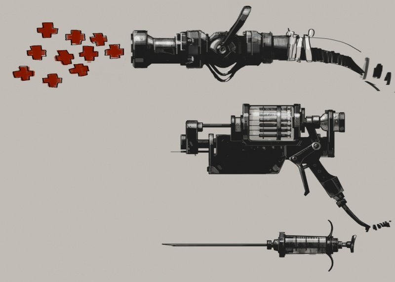 Steam Community :: Guide :: A guide to medic's weapons
