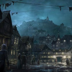 Steam Workshop::Fantasy Town