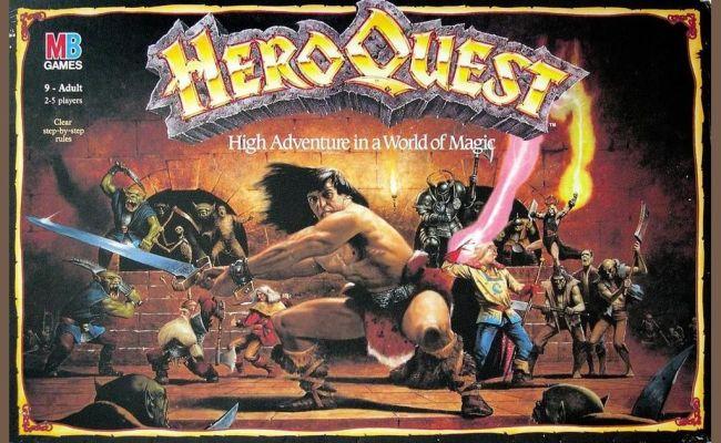 Steam Workshop Heroquest Collection