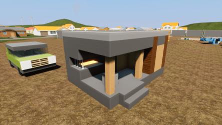 Steam Workshop::Minecraft Blacksmith Villager House