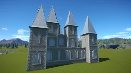 Steam Workshop::Large Medieval/Fantasy Castle