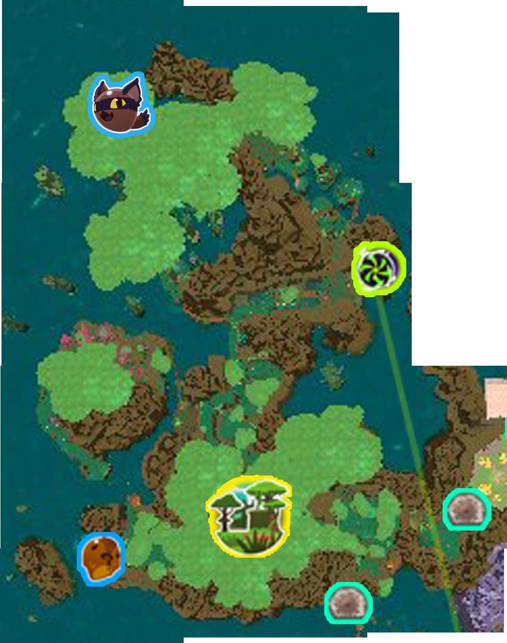 Slime Rancher Map : slime, rancher, Steam, Community, Guide, Slime, Rancher, 0.6.0], Gordo, Teleport