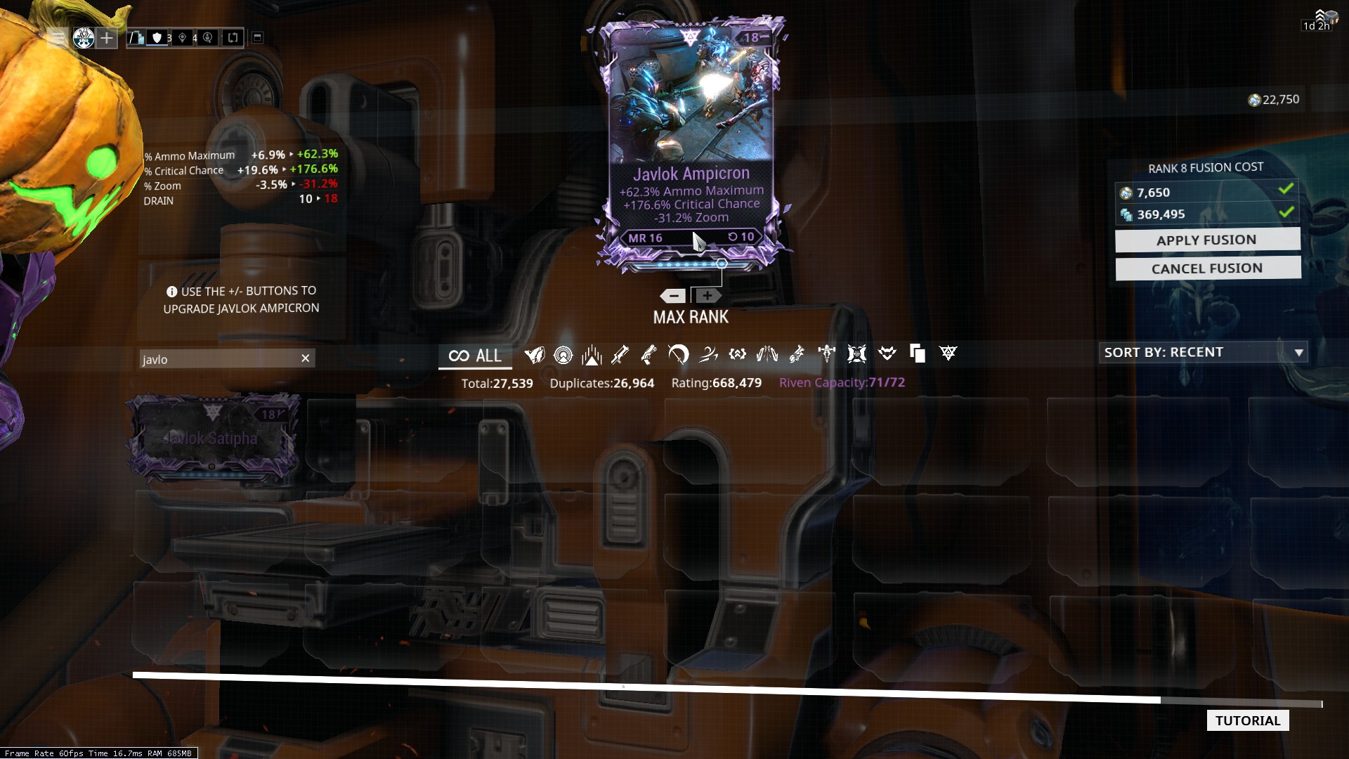 DISCONTINUE Riven Mod Price Check But Price Check Bot Is Still Working In Discord