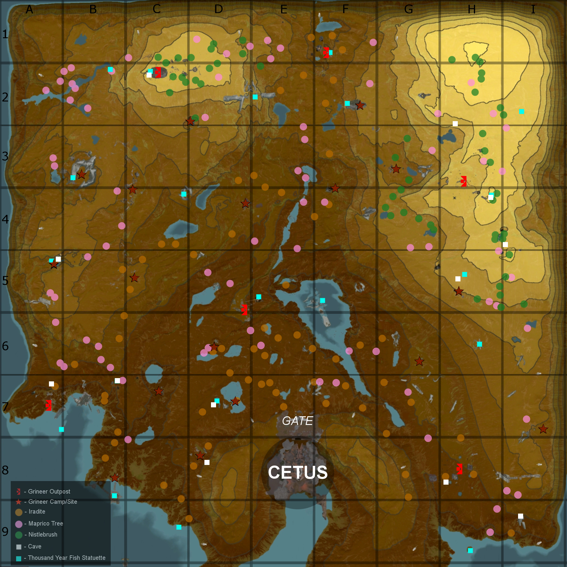 Steam Community Guide Plains Of Eidolon Resource Farming Locations