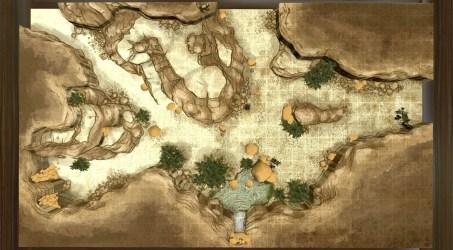 Steam Workshop::D&D RPG Canyon Village Map