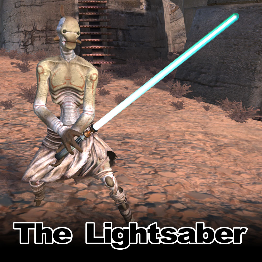 steam workshop the lightsaber