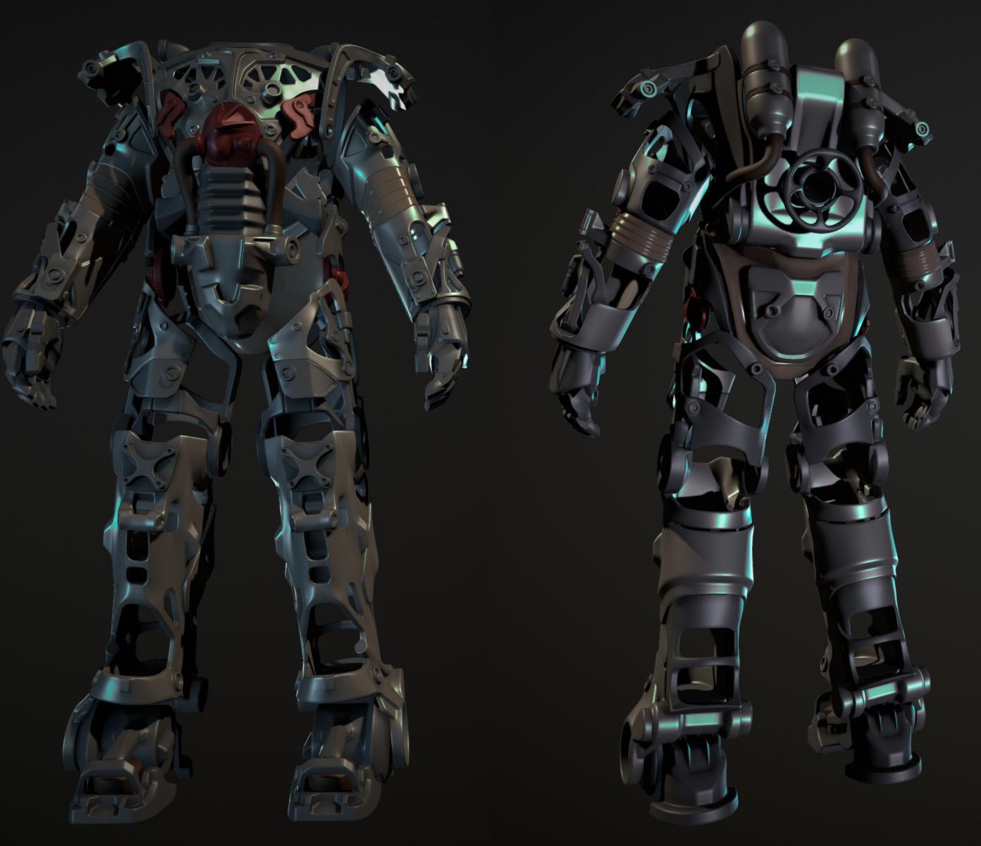 steam community power armor