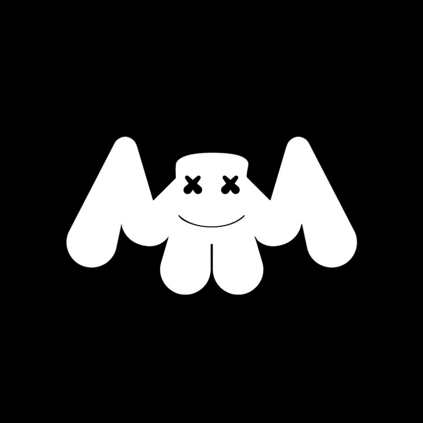 steam workshop marshmello logo