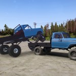 Steam Workshop Ir 1979 Ford F250 Flatbed