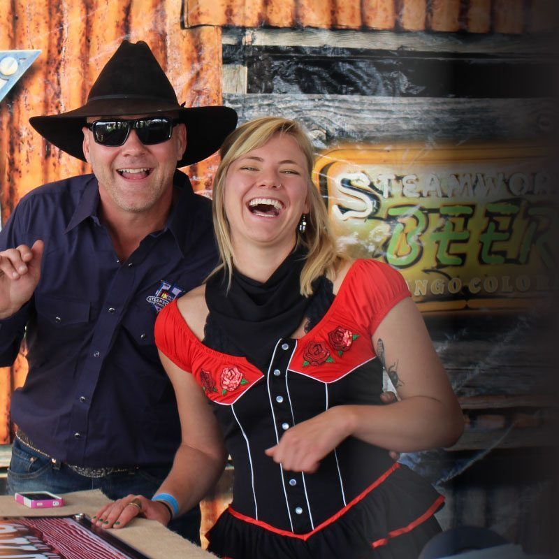 Having fun while working hard to bring great service beer and food to durango co