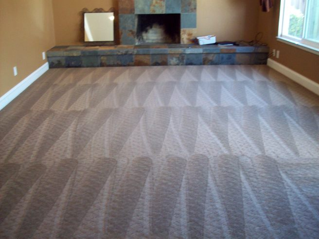 carpet cleaning residential