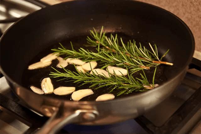 Rosemary Garlic Steak Steamy Kitchen Recipes Giveaways