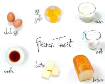 How to Make French Toast?