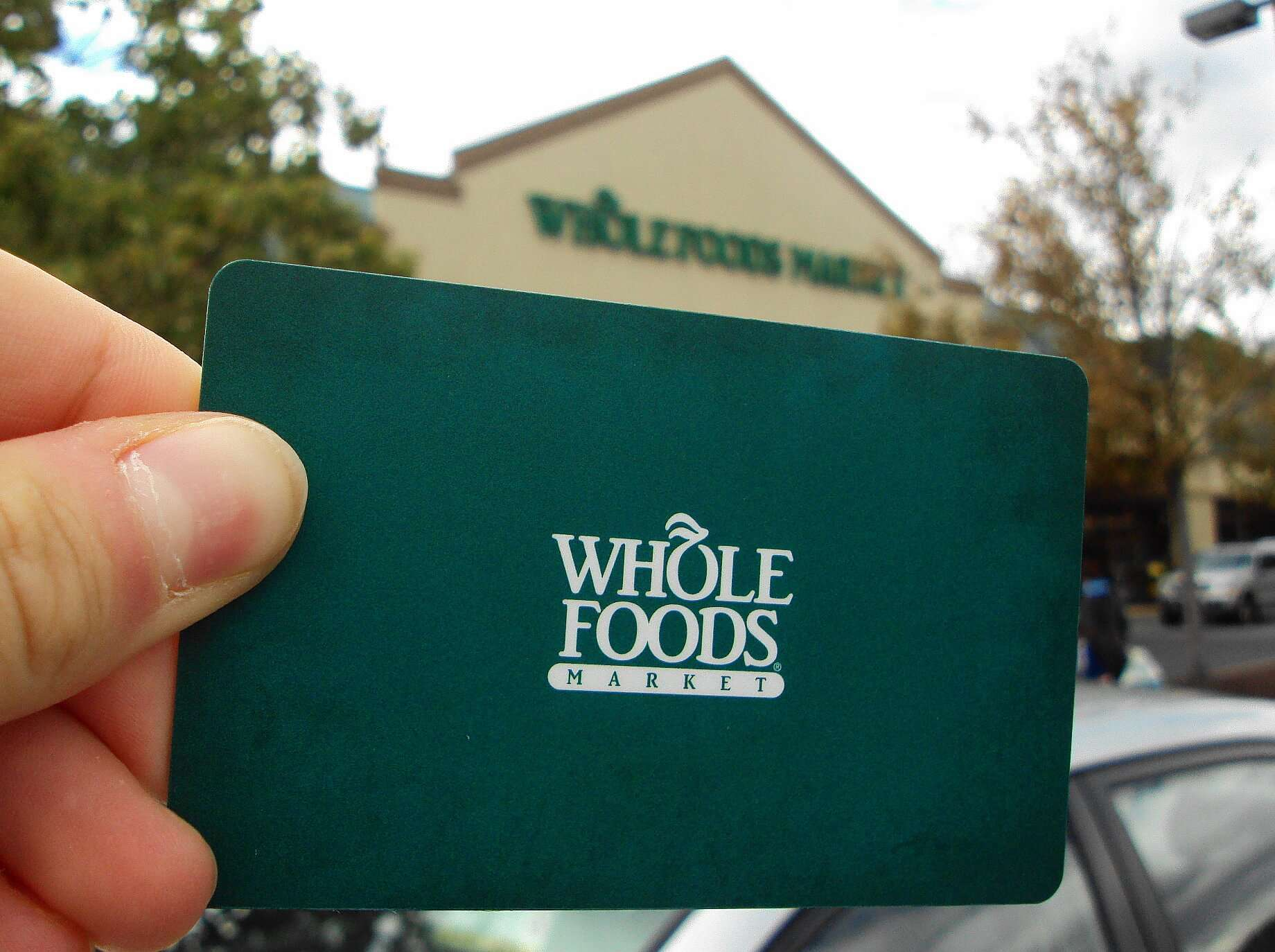 Giveaway 15 Whole Foods Gift Card from Genji  Steamy