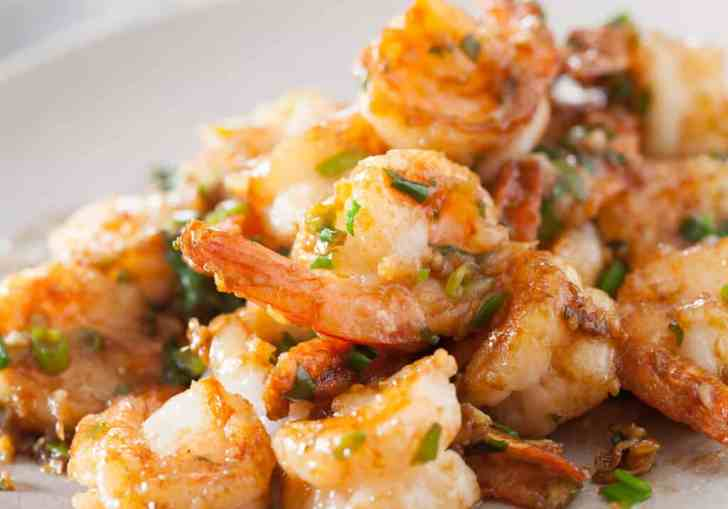 Garlic Ginger Shrimp Stir Fry Steamy Kitchen Recipes