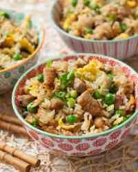 Chicken Fried Rice | Steamy Kitchen: Modern Asian Recipes ...