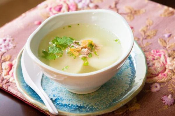 Chinese Daikon Soup Recipe Steamy Kitchen Recipes