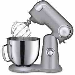 Kitchen Mixer Best Pull Down Faucet Cuisinart Sm 50 5 Quart Stand Review Giveaway Steamy