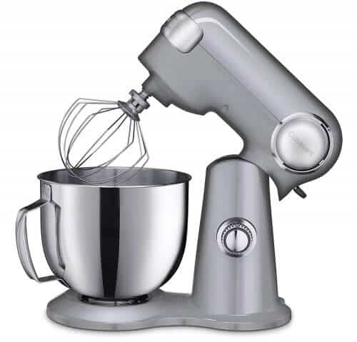 kitchen and mixer brass pulls cuisinart sm 50 5 quart stand review giveaway steamy precision master