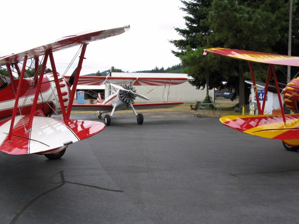 Refueling Cottage Grove