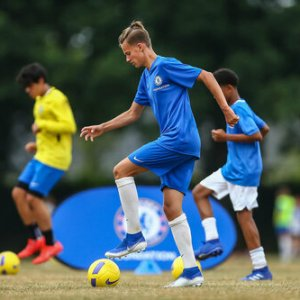 13 nights at Dulwich College. Nike Chelsea Football + English