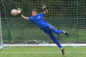 13 Nights- Nike Chelsea Goalkeepers at Charterhouse School, Surrey