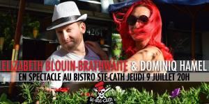 Élizabeth Blouin-Brathwaite & Dominiq Hamel