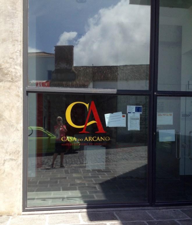 Casa do Arcano, Ribeira Grande, Azorerne, Portugal.