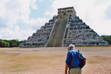 Chichén Itzá, Yucatan, Mexico.