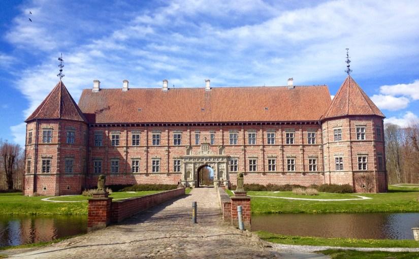 Voergaard Slot det hemmelige skatkammer
