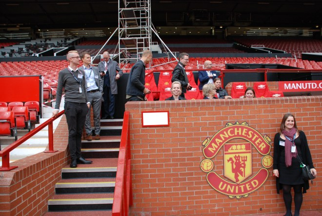Old Trafford, Manchester, England.