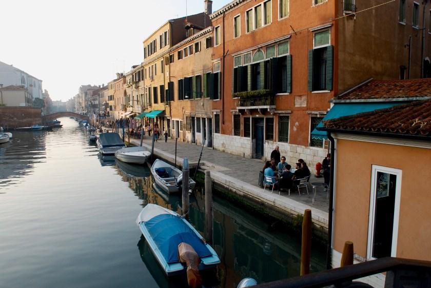 3 fine steder i Venedig væk fra turiststrømmene.