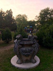 Lido di Venezia legeplads i Parco Pubblico