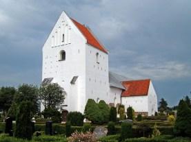 Church of Saltum.