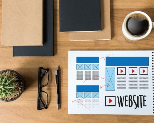 website design agency Trentham