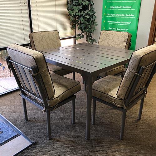 custom patio furniture in phoenix