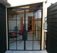 Steel Applications  Steel Doors & Windows
