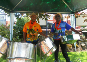 Rock Steady entertainment Steel bands