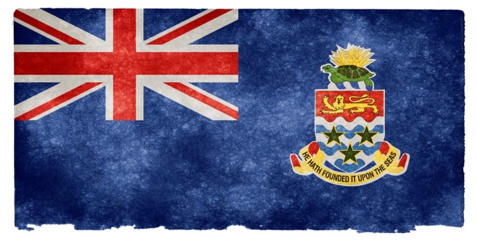 Cayman Islands Flag Steelasophical