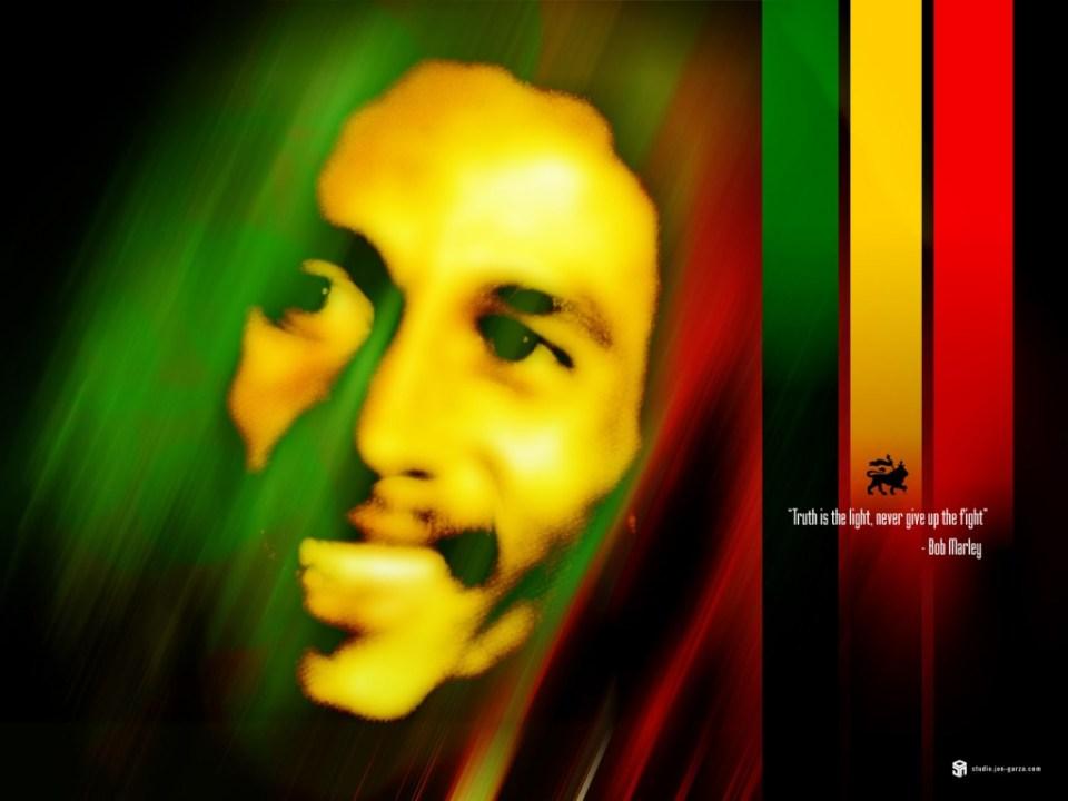 bob marley Caribbean DJ