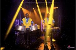 Gary Trotman Steelasophical Steel Band