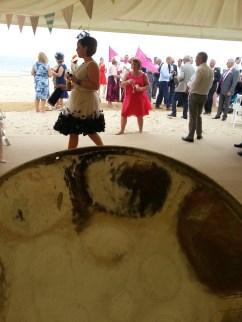 11 April 2014 Helen Brad Beach Wedding Bournemouth
