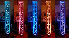 How to transform your Wedding venue with Lighting
