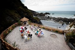 Tunnels Beaches Wedding ilfracombe North Devon Steelasophical Steelband