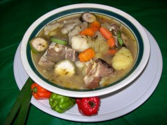 How to make Goat Soup