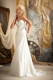 The Wedding Dress Photo Wall