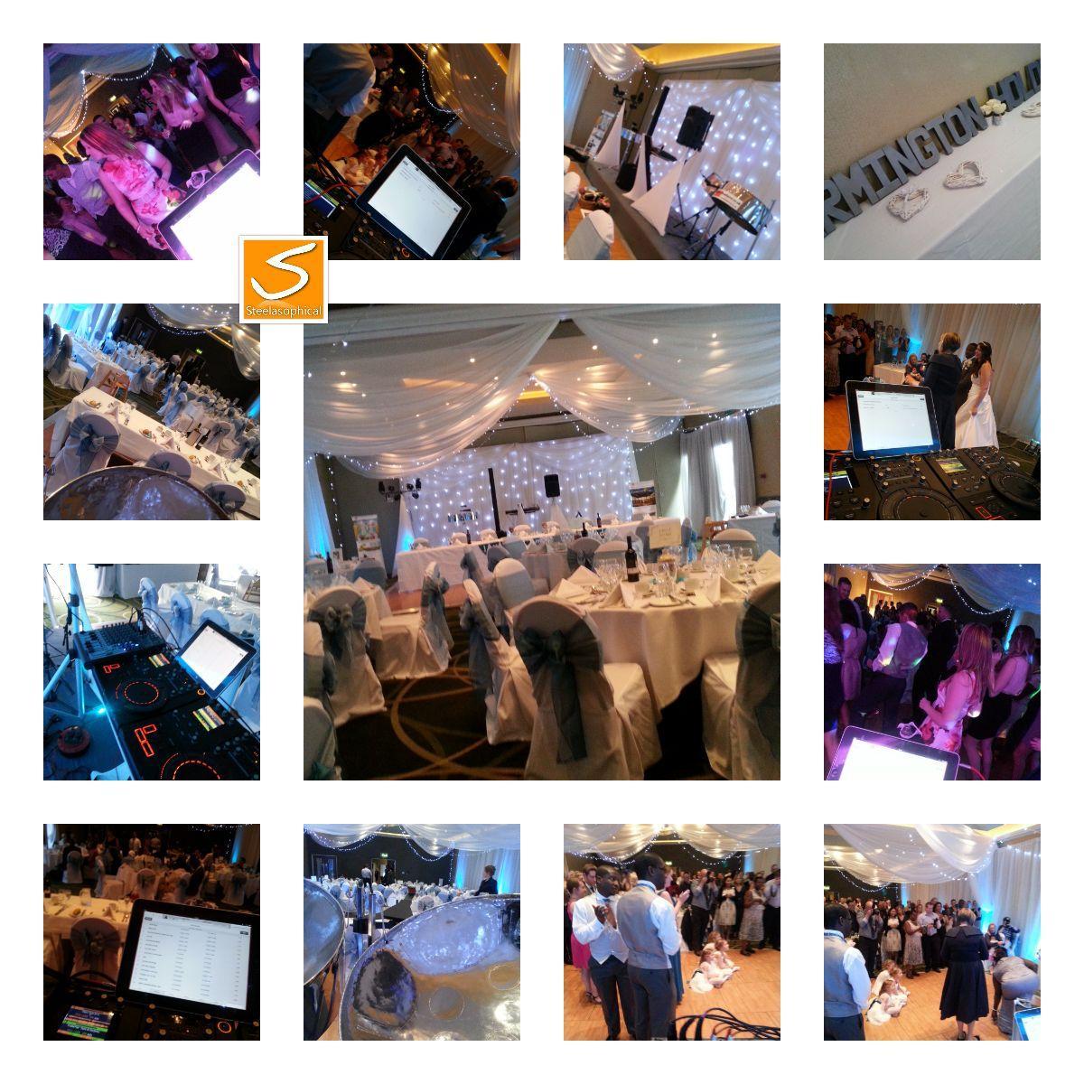 Gerrards Cross wedding venue steelasophical steel band