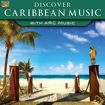 discover caribbean music cd