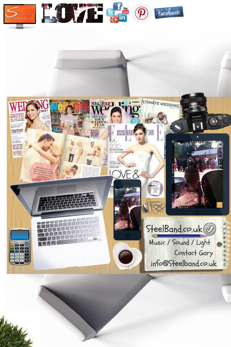 Steelasophical Wedding SteelBand SteelPan SteelDrum Caribbean Dj Hire UK London Essex Wycombe 01